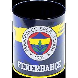 FENERBAHÇE METAL KALEMLİK ,12X12 CM