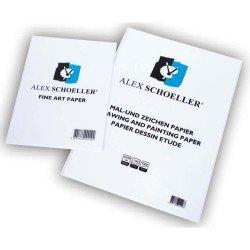 ALEX 35x500CM 120GR 10'LU RESİM KAĞIDI
