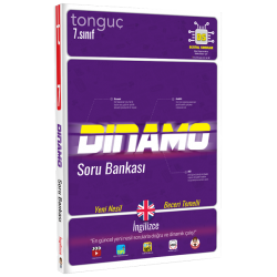 7. Sınıf Dinamo İngilizce Soru Bankası