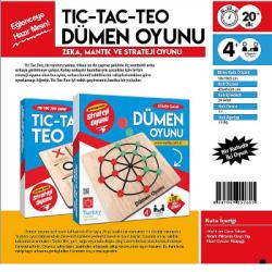 TİC TAC TEO / DÜMEN OYUNU