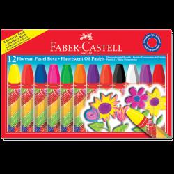 FABER-CASTELL 12 RENK NEON PASTEL BOYA