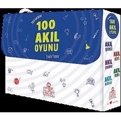 100 AKIL OYUNU  - 10 YAŞ VE ÜZERİ 5 KİTAP