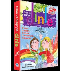 OZAN VE EZGİ'YLE DİNLE - 5 KİTAP