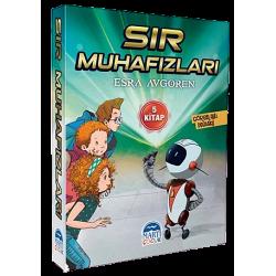 SIR MUHAFIZLARI - 5 KİTAP
