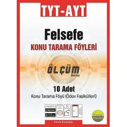 PANO TYT-AYT FELSEFE TARAMA FÖYLERİ