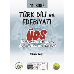 11.Sınıf Türk Dili ve Edebiyatı Ünite Değerlendirme...