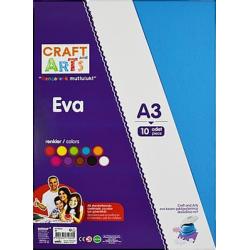 CRAFT ART A3 10 RENK EVA